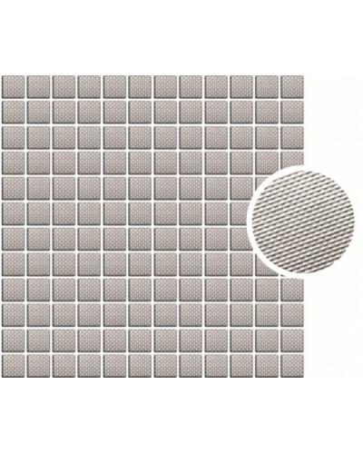 SR.11000 Рельефная металлическая мозаика - DAFNE 1 (металл) м2