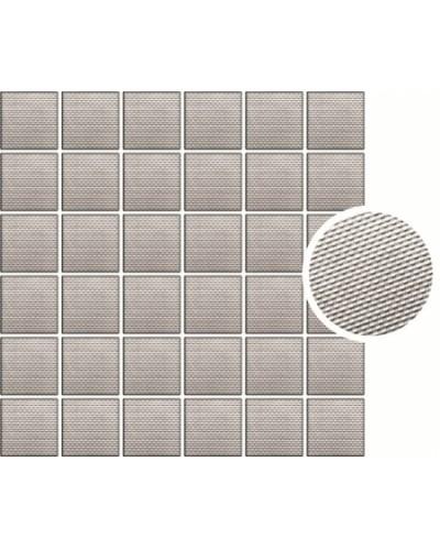 SR.15000 Рельефная металлическая мозаика - DAFNE 3 (металл) м2