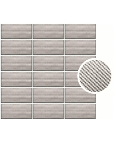 SR.17000 Рельефная металлическая мозаика - DAFNE 4 (металл) м2
